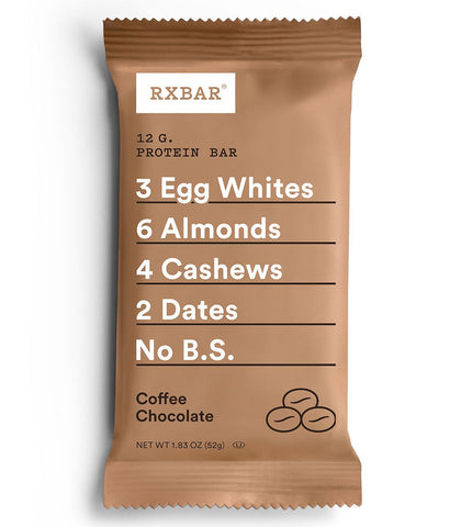 RxBar Coffee Chocolate