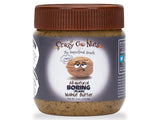 Crazy Go Nuts Boring Plain Walnut Spread