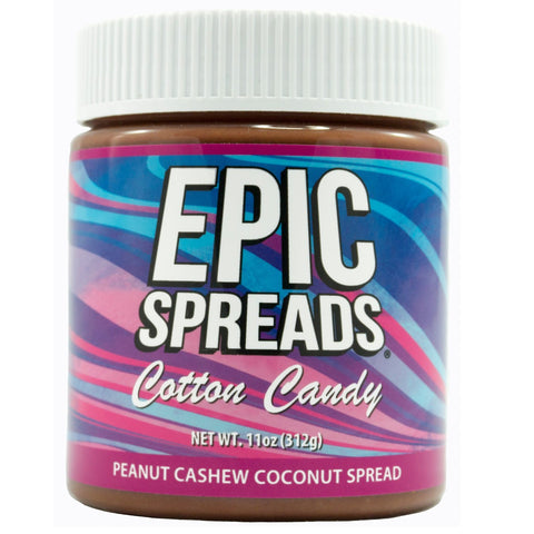 Epic Spreads Cotton Candy Spread