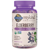 Garden Of Life mykind Organics Immune Elderberry Gummy (LIMIT 1)