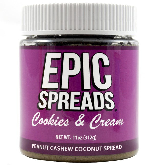 Epic Spreads Cookies & Cream Spread