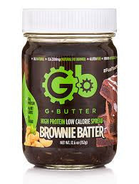 G Butter Brownie Batter Spread