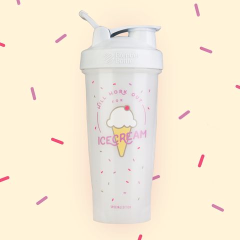 "BlenderBottle 28oz ""Ice Cream"" SPECIAL EDITION Shaker cup"