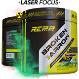 REPP Sports Broken Arrow Pre-Workout (Select Flavor) 30srv