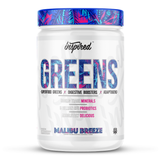 Inspired Nutraceuticals Greens Superfood Powder (Select Flavor)