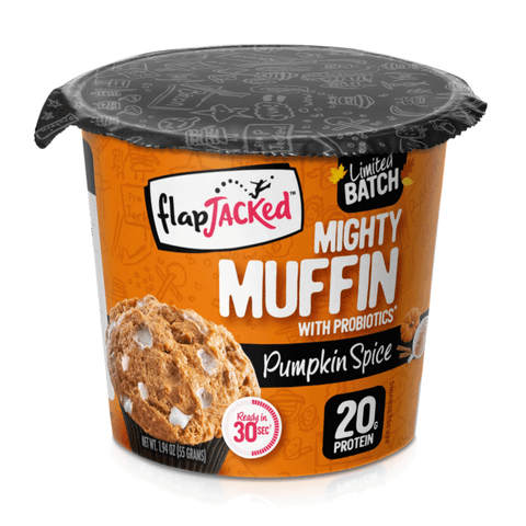 FlapJacked Mighty Muffin *LIMITED* Pumpkin Spice