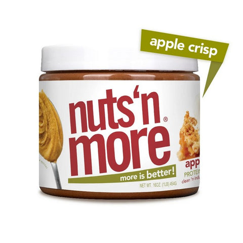 Nuts 'n more Apple Crisp Protein Spread