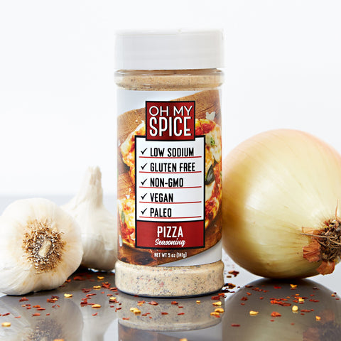Oh My Spice Pizza Seasoning