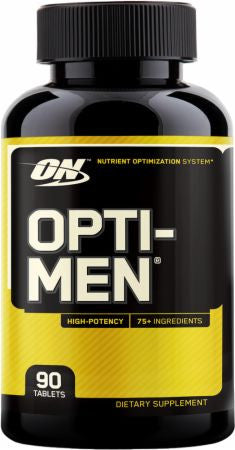 ON Opti-Men Multivitamin 90tabs