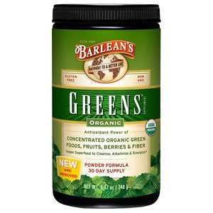 Barlean's Organic Greens Powder