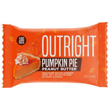 Outright Bar - Pumpkin Pie Peanut Butter Real Food Protein Bar