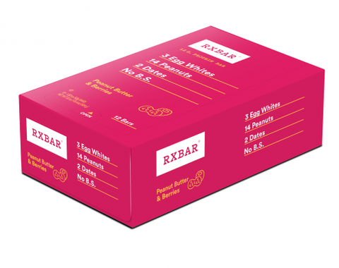 RxBar *NEW* Peanut Butter & Berries