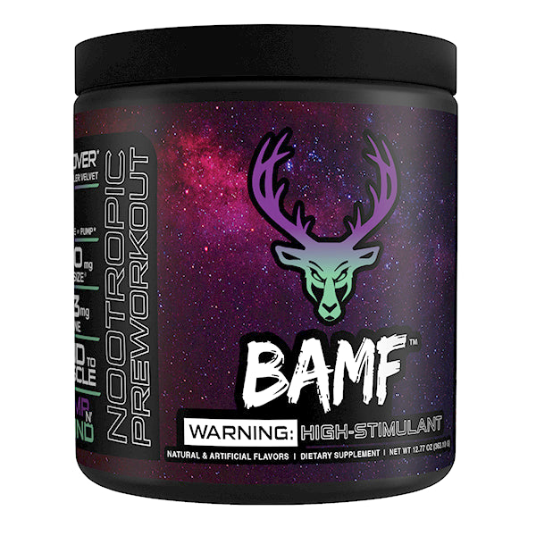 Bucked Up - BAMF Nootropic Pre-Workout (Select Flavor)