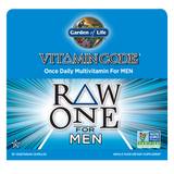 Garden Of Life Vitamin Code Raw One For Men 75 Day Supply