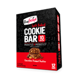 FlapJacked Soft Baked Cookie Protein Bars (Select Flavor & Size)