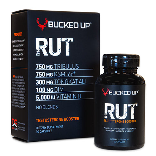 Bucked Up - RUT Testosterone Booster