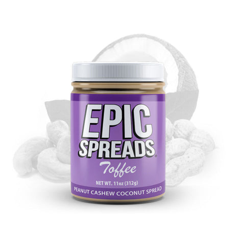 Epic Spreads Toffee Spread