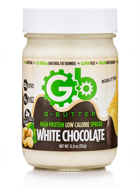 G Butter White Chocolate Spread (Coming Soon)