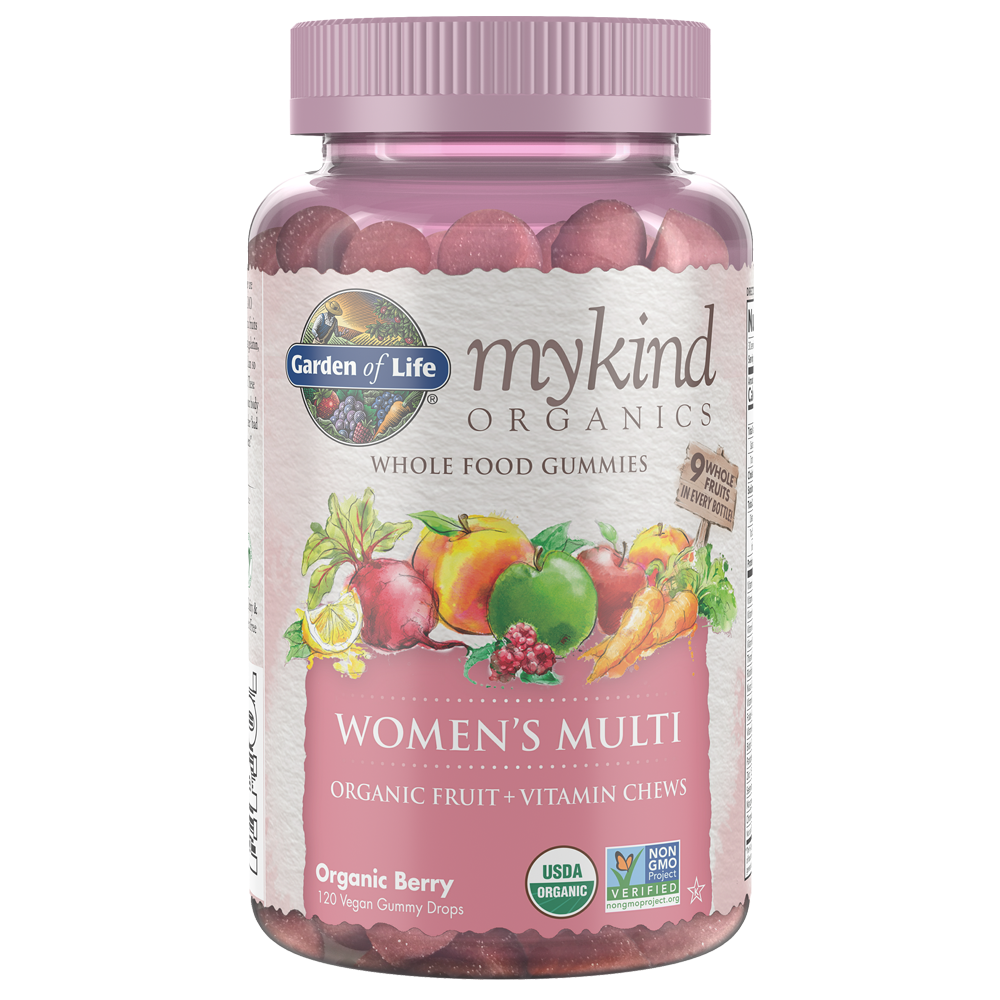 mykind Organics Multivitamin Gummies Women's