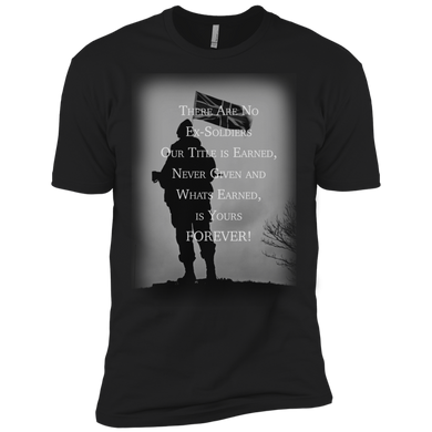 Once A Soldier - Tee