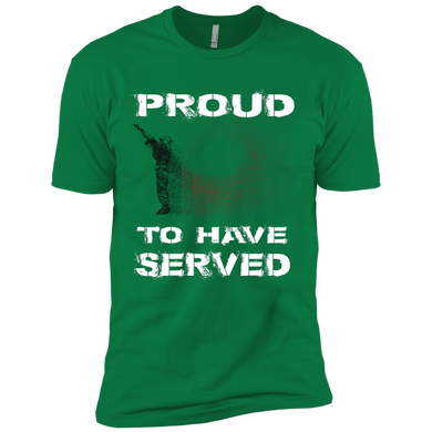 Proud To Have Served - Tee