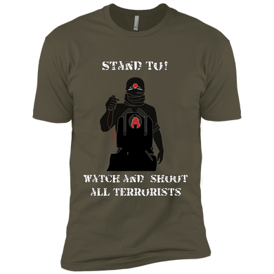 Stand To - Funny Tee