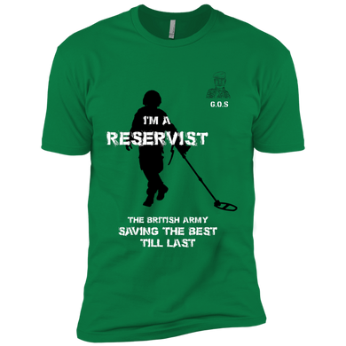 GOS I'm A Reservist - Tee