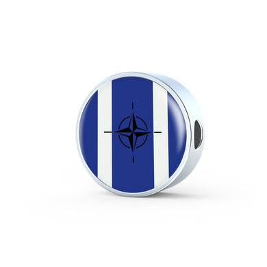 NATO ISAF  Afghanistan colours - Charm