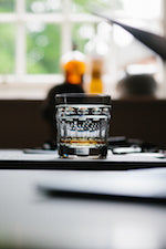 HELVELLYN DOUBLE OLD-FASHIONED WHISKY TUMBLER