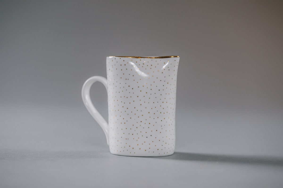 Bone China Milk Jug Handmade by Emma Alington for AUTHOR: the home of British-made luxury homeware
