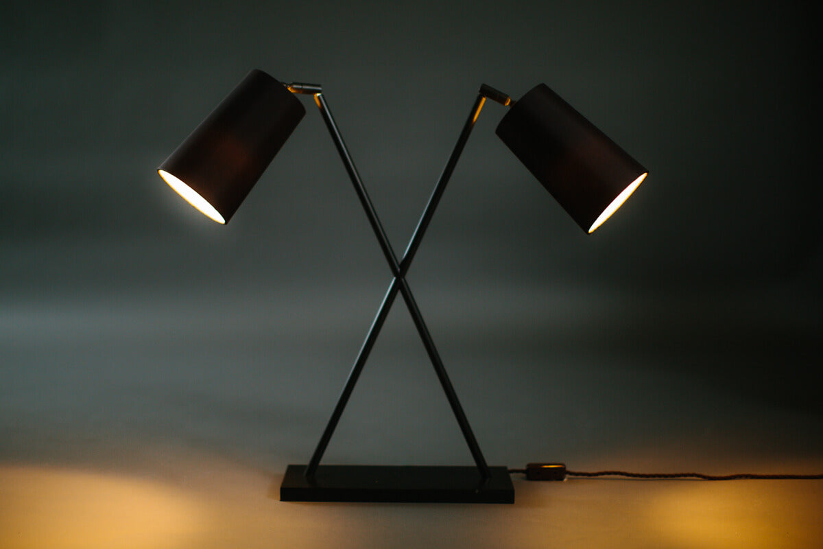 Motu Lamp Table lamp by Porta Romana for AUTHOR's collection of British-made luxury homeware