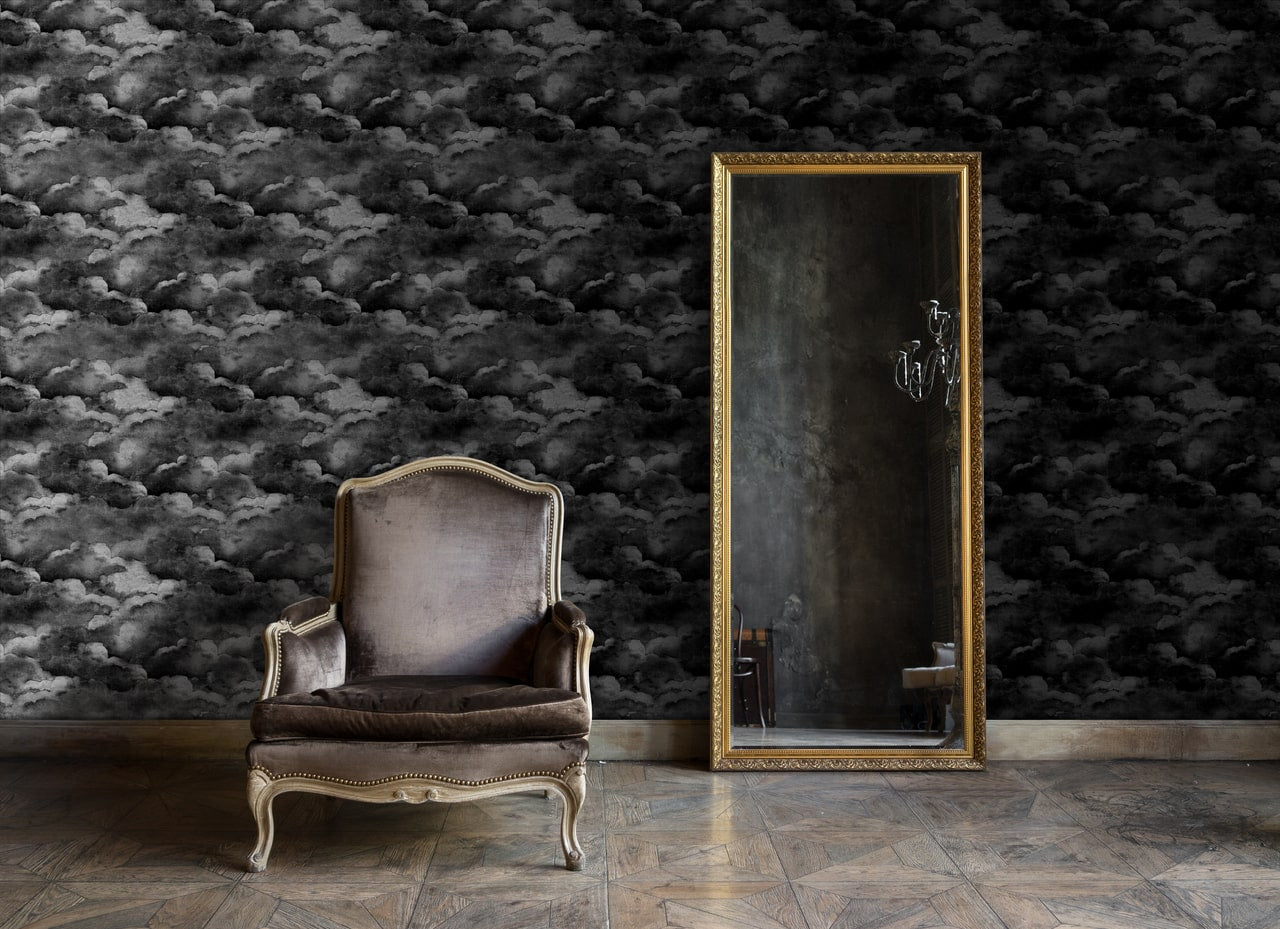 Clouds Wallpaper by Mineheart for AUTHOR: the home of British-made luxury homeware