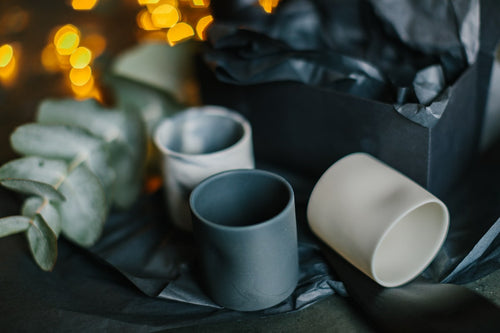 Shot Cups by Myer Halliday for AUTHOR's collection of British-made unique furniture and home accessories
