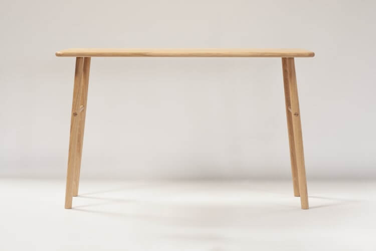 Alanna Child's Desk hand crafted by Jan Lennon for AUTHOR: the home of British-made furniture