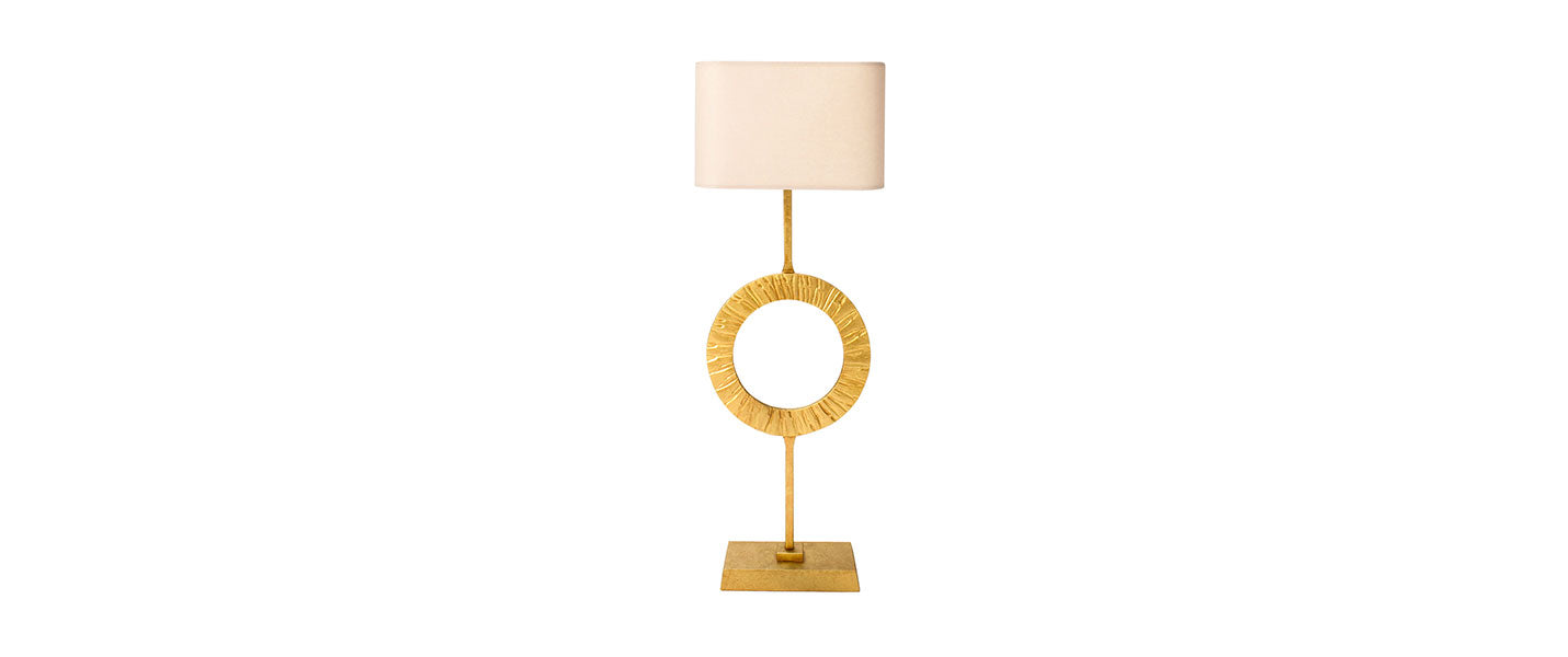 Apollo Table Lamp handmade by Blackbird Bespoke for AUTHOR's collections of luxury British-made home accessories