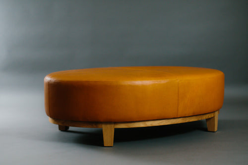 Gymkhana Stool Table - ottoman by Charlotte James Furniture for AUTHOR