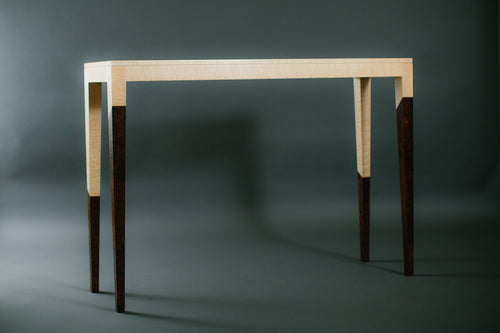 Sexy Legs Console Table by David Watson for AUTHOR's collection of British-made handcrafted furniture