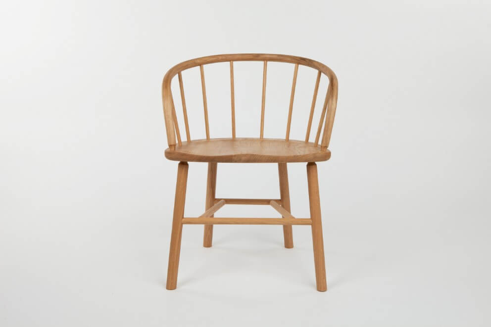 Hardy Chair designed by David Irwin at Another Country for AUTHOR
