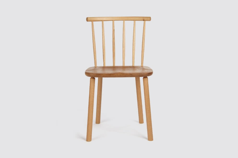 Hardy Side Chair by David Irwin at Another Country for AUTHOR: home of British-made unique furniture