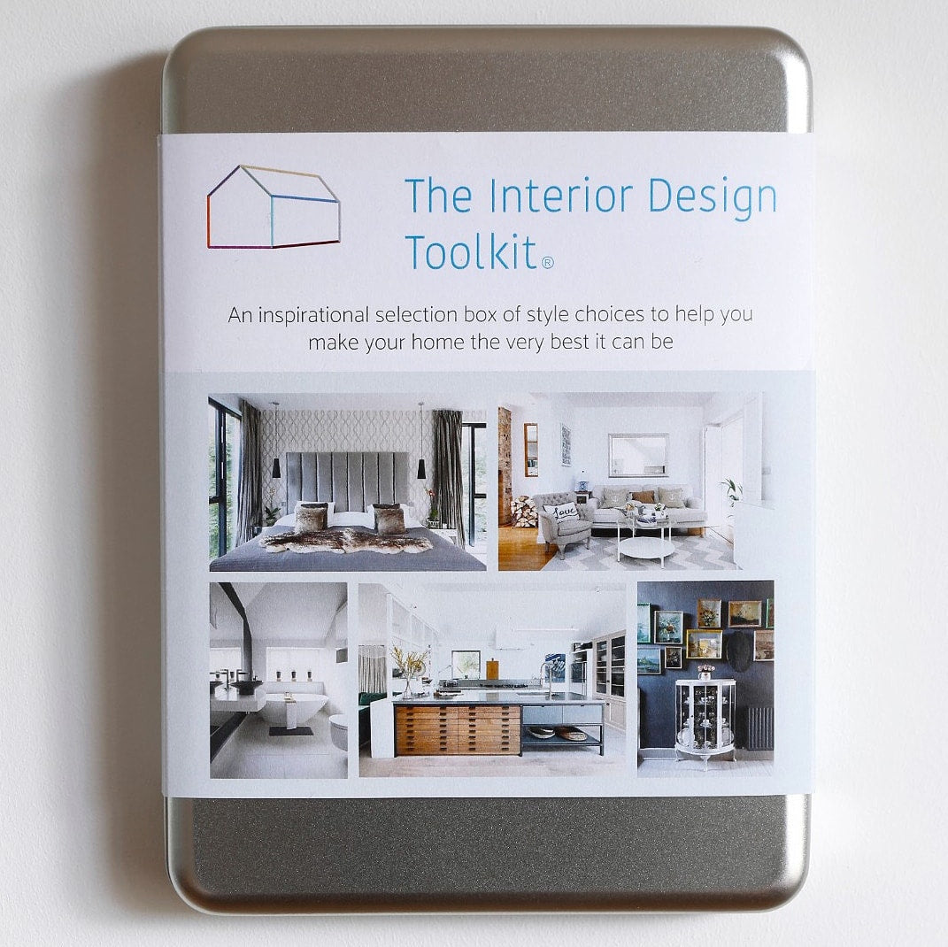 The Interior Designer Toolkit by Alison Gibb for AUTHOR
