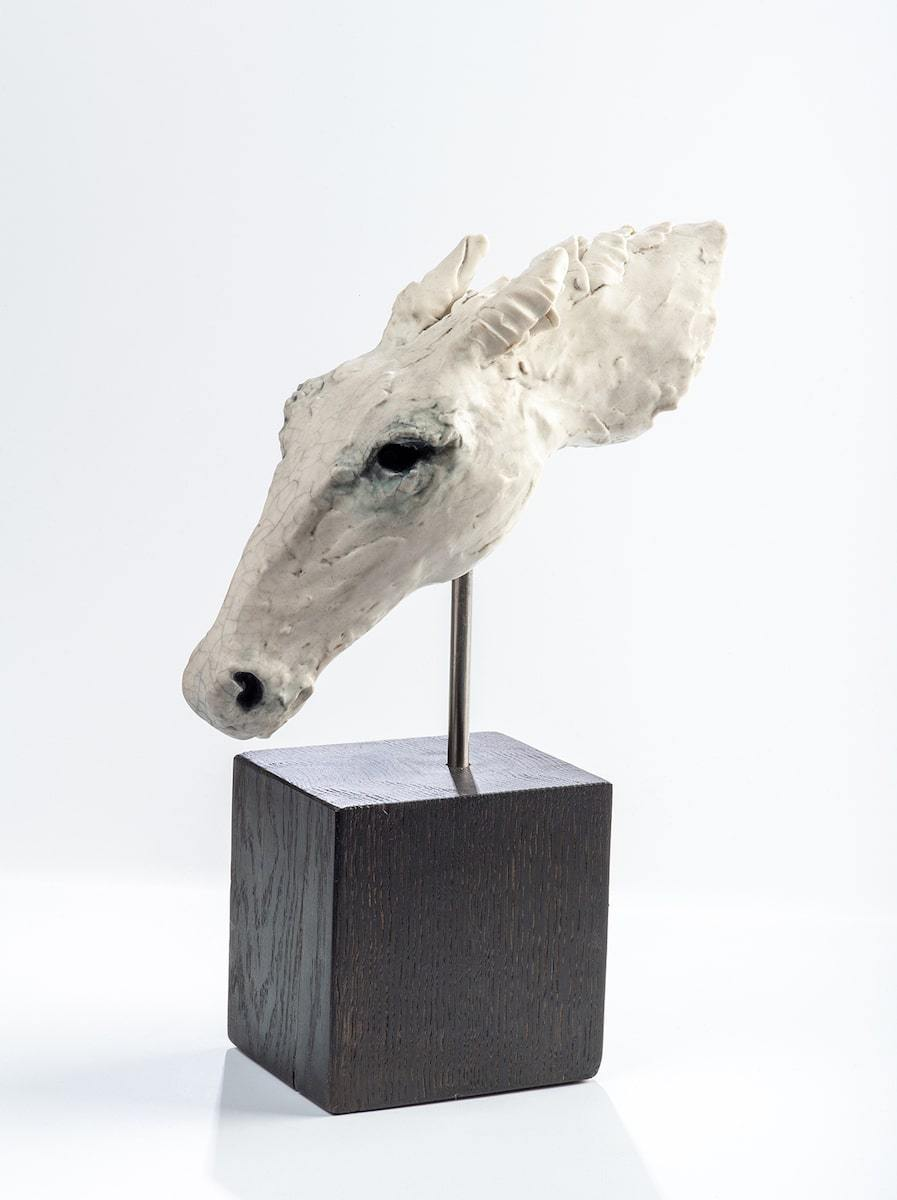 'Ava' Sculpture by Jennie McCall for AUTHOR's collection of luxury British-made home accessories