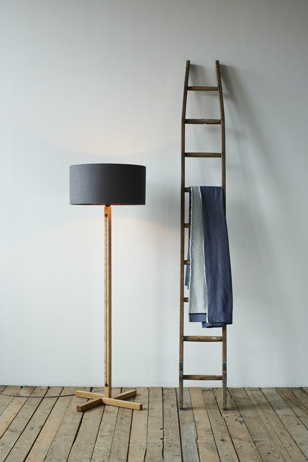 Standard Lamp by Mark Lowe Lighting for AUTHOR's collection of unique British-made home accessories