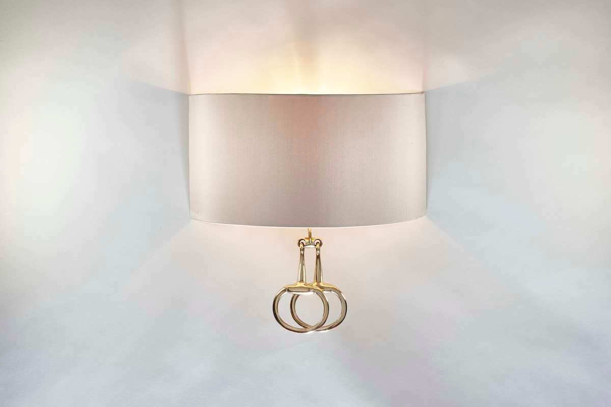 Ronnie Wall Light Short by Cocovara Lighting for AUTHOR's collection of British-made unique and luxury homeware