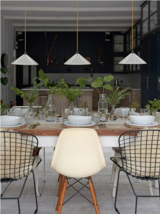 Hay Coolie White Glass Pendant Light by Fritz Fryer for AUTHOR: home of British-made luxury homeware