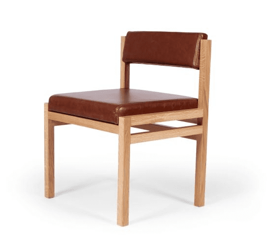 Govan Dining Chair by David Watson for AUTHOR's collections of luxury British-made furniture
