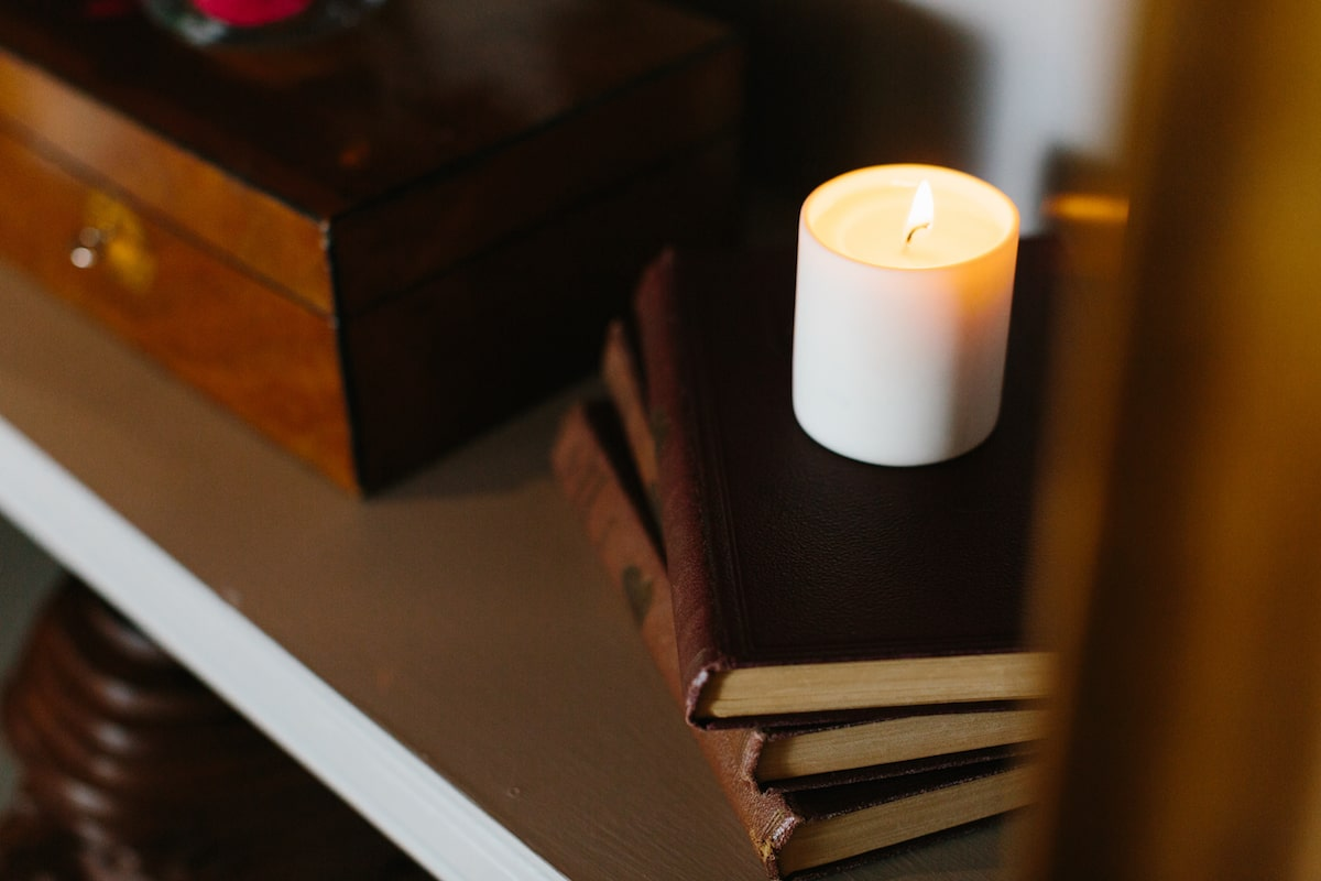 Shot Pot Candle by AUTHOR: the home of British-made luxury and unique home accessories and furniture
