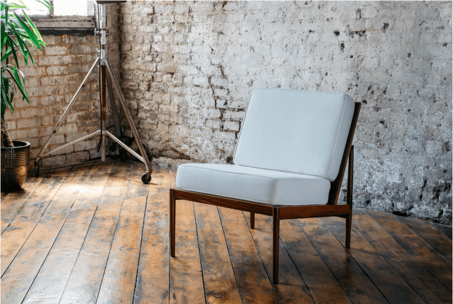 Tattipani Lounger by British furniture maker Ben Tcharny for AUTHOR
