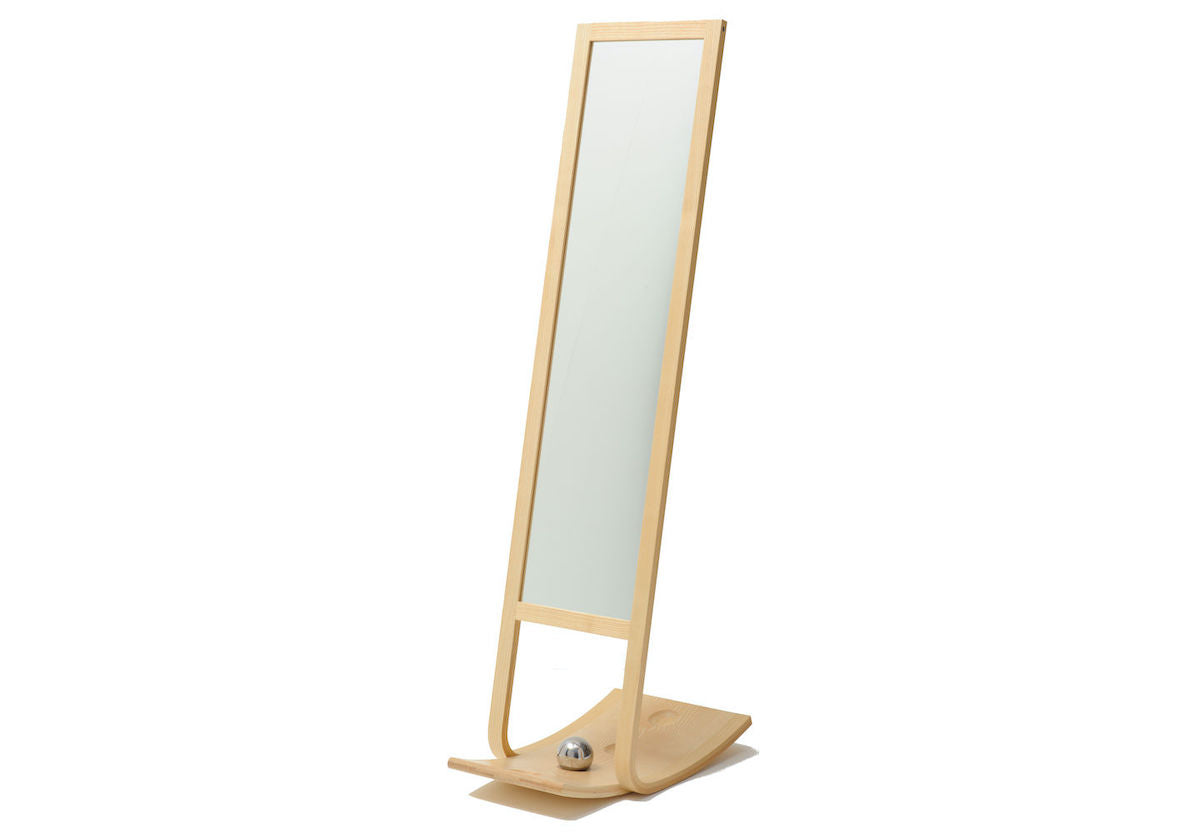 Weight and See Mirror by Katie Walker for AUTHOR's luxury collection of unique British-made furniture