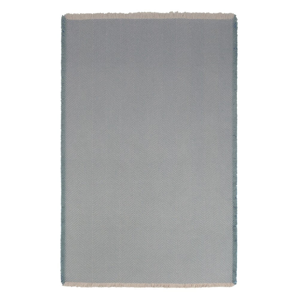 Williamsburg French Grey Rug, 100% wool rug by Roger Oates for AUTHOR