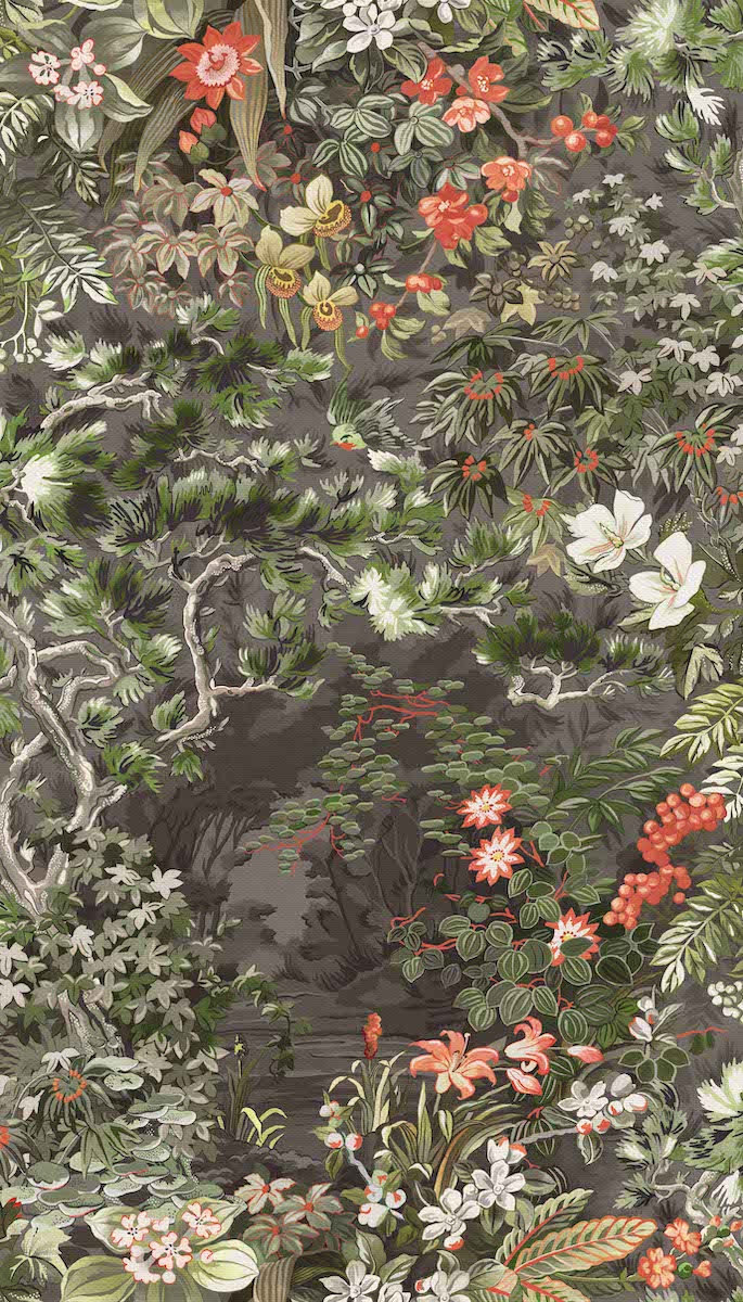 Woodland Wallpaper by Cole & Son for AUTHOR's collections of British-made luxury home decor